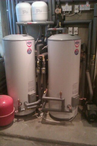 Vented and Unvented Hot Water Cylinders - Brightstar Services
